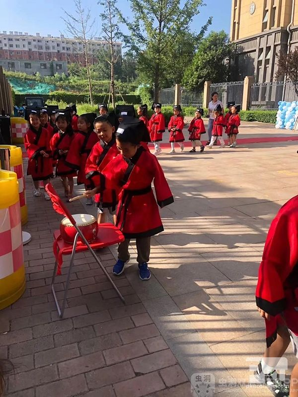 中国传统文化-击鼓明志